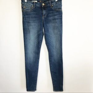 KUT from the Cloth Toothpick Skinny Jeans size 6